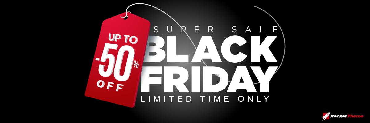 Black Friday 2018 Brings Big Savings At Rockettheme Gantry